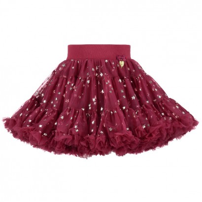 Girls Tulle Skirt Stella Angel's Face