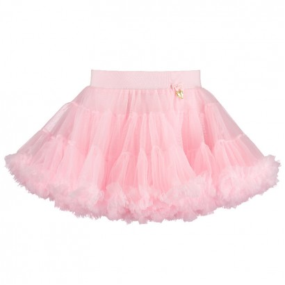 Kids Trinity Tutu Skirt Angel's Face