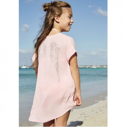 Kids Beach Caftan Cali Angel's Face