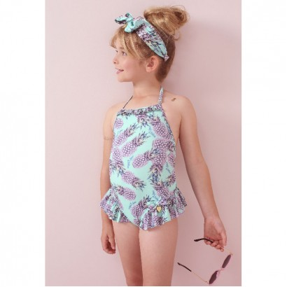 Kids Swimsuit Cara Angel's Face