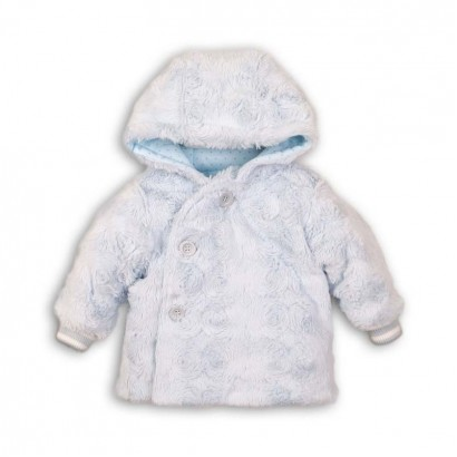 Baby Fluffy Jacket Babaluno