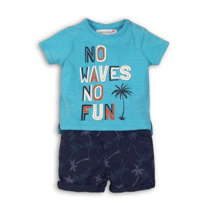Baby Boys 2-Piece Set No Waves Babaluno