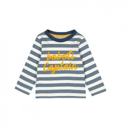 Baby Boy Long-Sleeve Tee Boboli