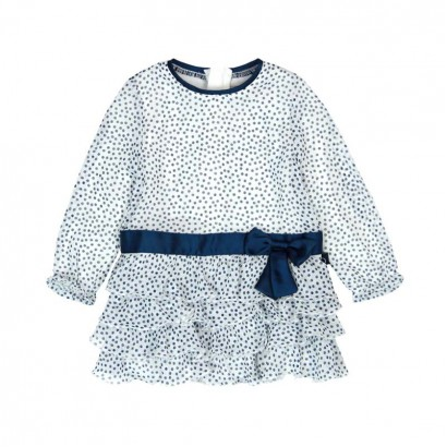 Baby Chiffon Dress Boboli