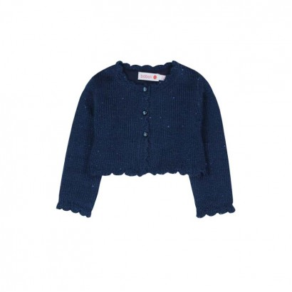 Baby Scalloped Edge Bolero Boboli