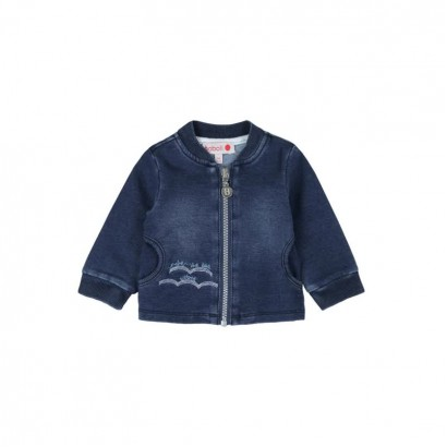 Baby's denim jacket Boboli for boy