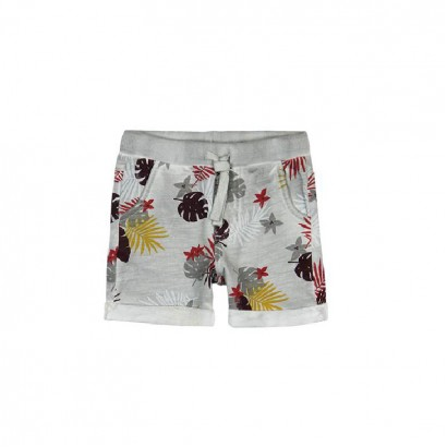 Boys Tropical Leaves Print Shorts Boboli