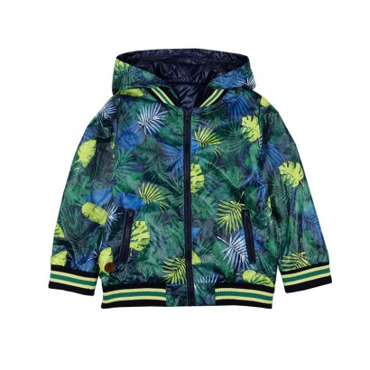 Boys Reversible Hooded Sweatshirt Boboli