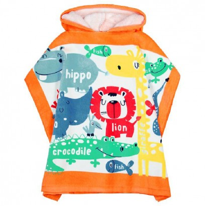 Baby Hooded Towel Boboli