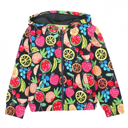 Girls Fruit Print Jacket Boboli