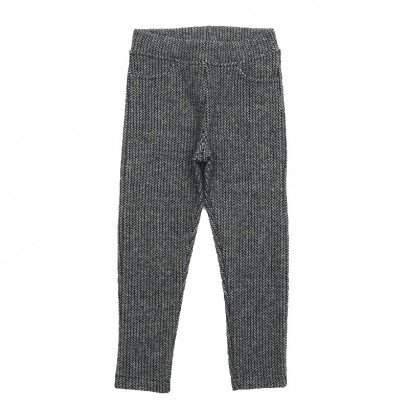 Girls Trouser Pants Contrast