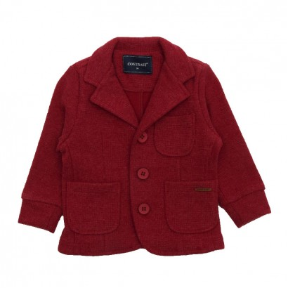 Kids Blazer for Boys Contrast