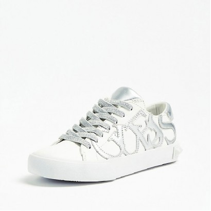 Girls Platform Trainers Guess Kids