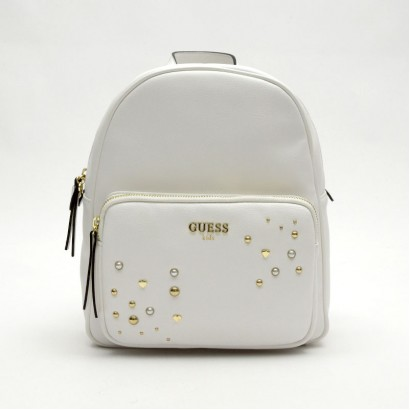 Girls Pearl Detail Backpack Guess Kids