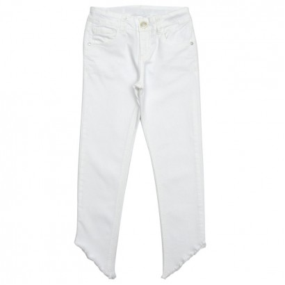 Girls Asymmetrical Hem Trousers Guess Kids