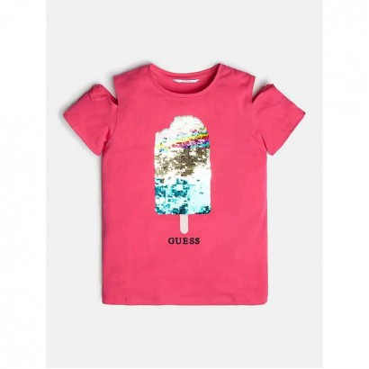 Girls T-shirt Guess Kids