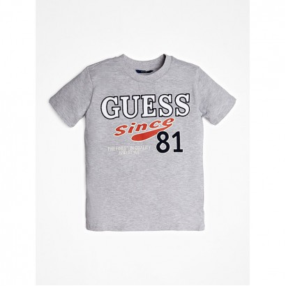 Boys ''Since 81'' t-shirt Guess Kids.