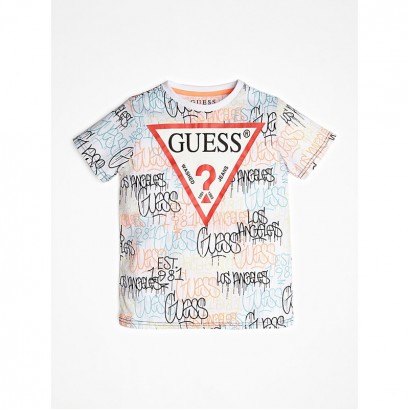 Boys Short Sleeve t-shirt Guess Kids