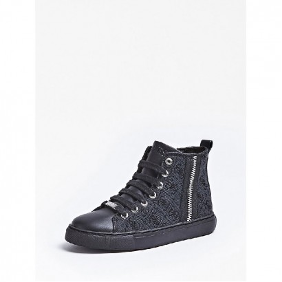 Boys High-top Trainers Guess Kids