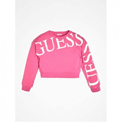 Crop Pullover for Girls Guess Kids