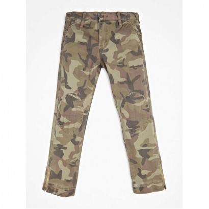 Boys Camo Pants Guess Kids