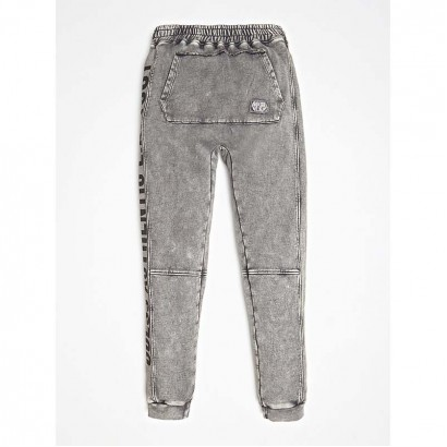 Boys Worn Finish Jogger Pants Guess Kids