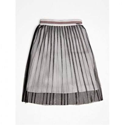 Girls Pleated Skirt Guess Kids
