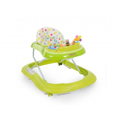 Kikka boo Baby Walker Green Flower
