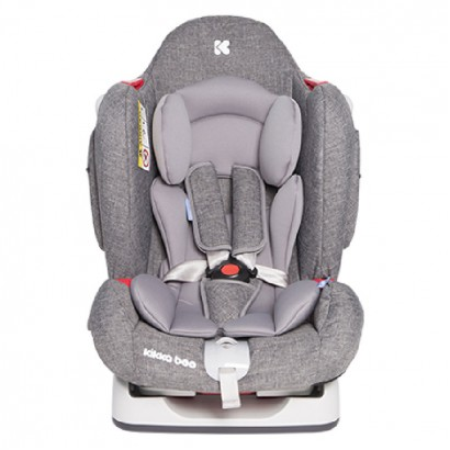 Kikka boo Kids Car Seat O'Right Sps Grey