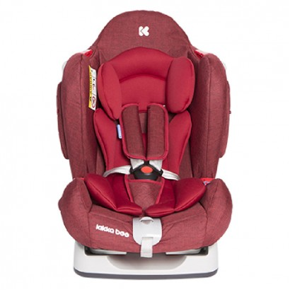 Kikka boo Kids Car Seat O'Right Sps Red