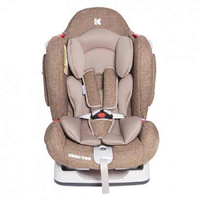 Kikka boo Kids Car Seat O'Right Sps Beige