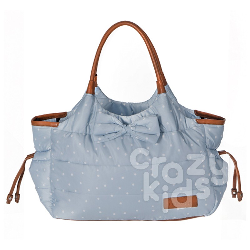 Kikka boo Mama Bag Dotty Blue