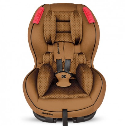 Kikka Boo Car Seat 1 - 2 yrs, 9-25 kg Regent Brown Isofix