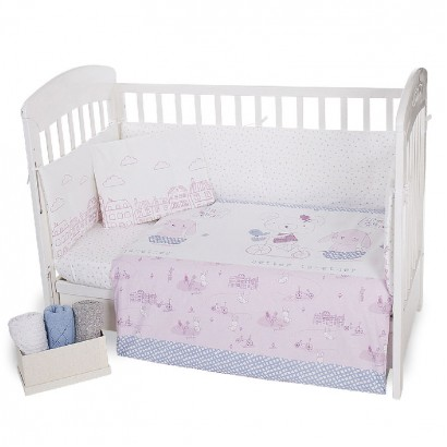 Kikka boo Baby Bedding Set 6 Pieces Better Together 60-120cm