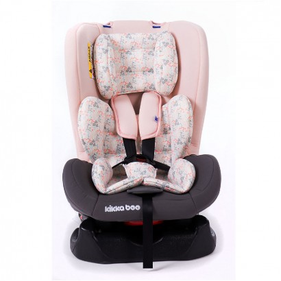 Kikka boo Baby Car Seat Vintage Flowers Light Pink
