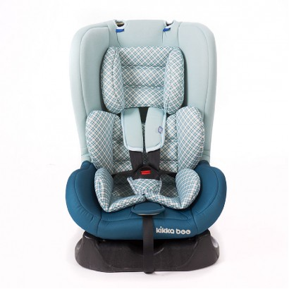 Kikka boo Kids Car Seat Vintage Mediteraneo Light Blue