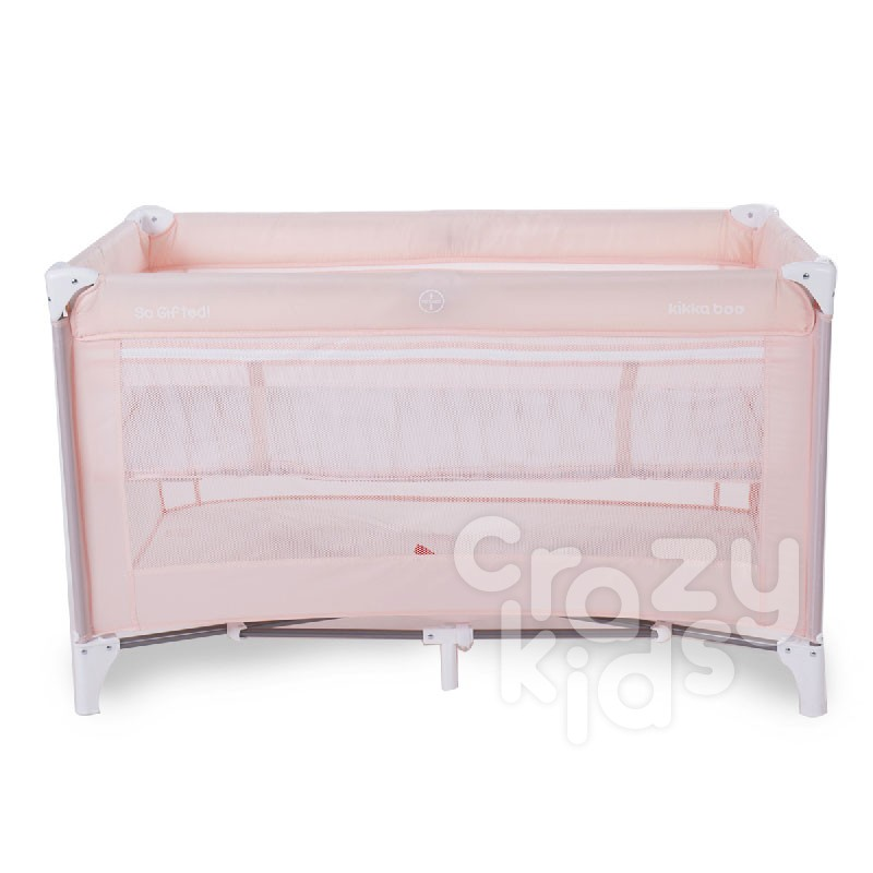 Baby Cot Kikka Boo So Gifted Pink 2 levels