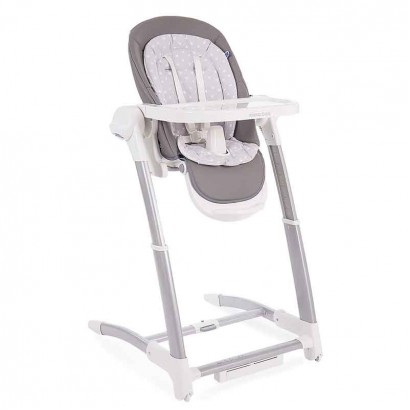 Kikka boo Baby High Chair 3-in-1 Prima Grey