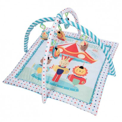 Kikka boo Baby Active Playmat Fun Fair