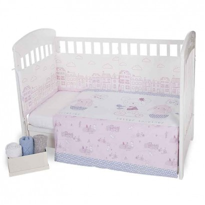 Kikkaboo EU Baby bed set 2-Piece Better Together