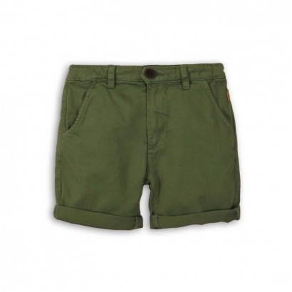 Rolled Cuffs Shorts for Boys Minoti