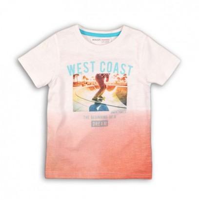West Coast T-shirt for Boys Minoti