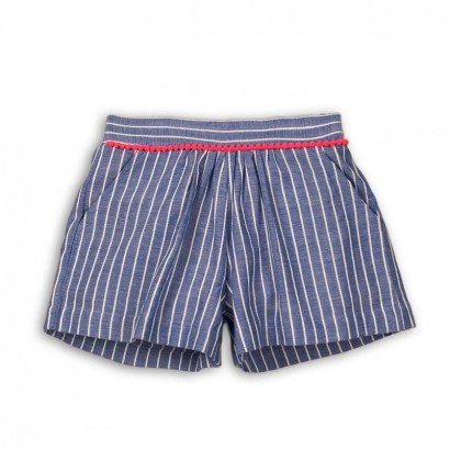Baby Girls Striped Shorts Minoti