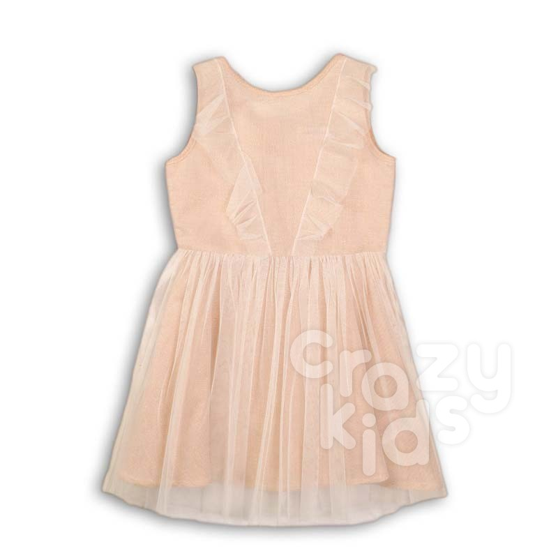 Girls Tulle Dress Minoti