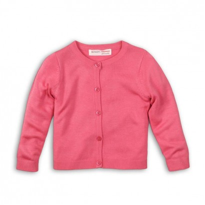 Baby Girls Knit Cardigan Minoti
