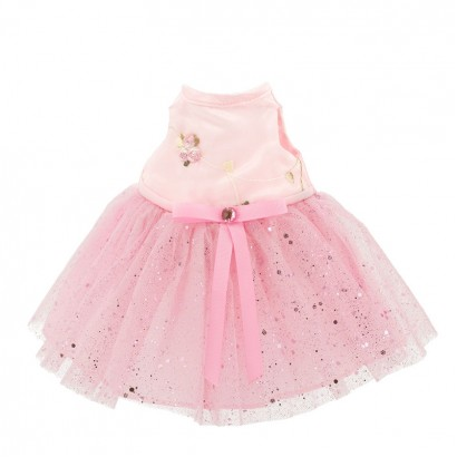 Orange Toys Dress Set - Sparkle Lucky Doggy