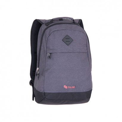 Pulse Backpack Bi-color Gray-black