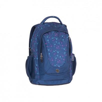 Pulse Boys Backpack Music Blue star