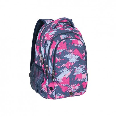Pulse Girls Backpack Blast Pink Army