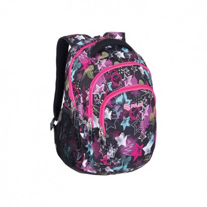 Pulse Girls Rucksack Teens Rising Stars